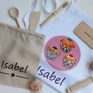 Personalised Apron Gift Set