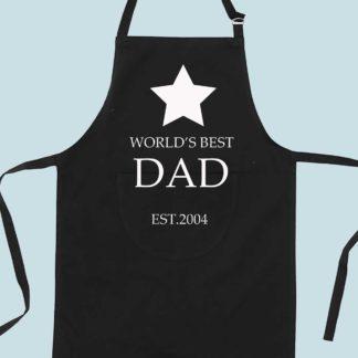 Apron Worlds Best Dad
