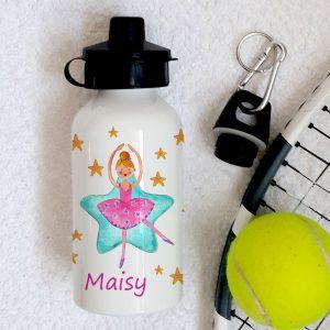 girls drinks bottle