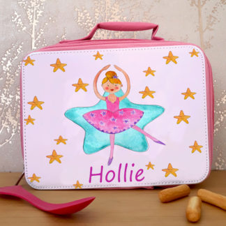 ballet lunch bag
