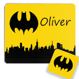 Batman Personalised Placemat