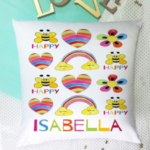 girls bedroom cushion