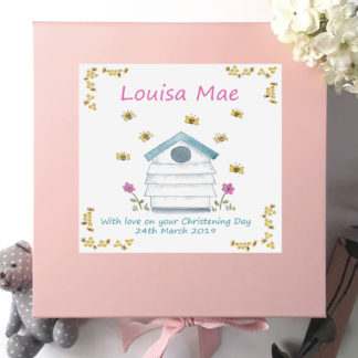 Personalised Baby Girl Gifts