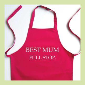 Best Mum Apron