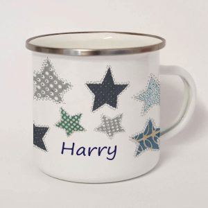 personalised boys mug