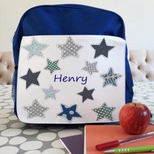 boys nursery bag