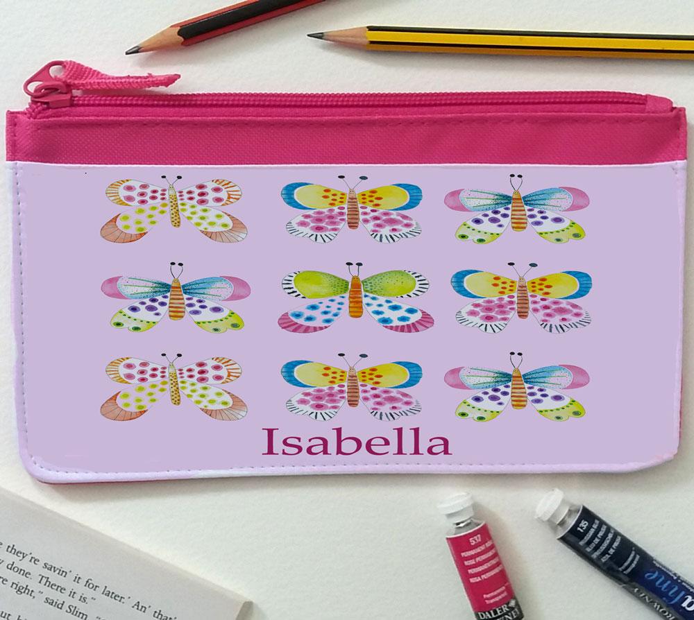 Girls Pencil Cases