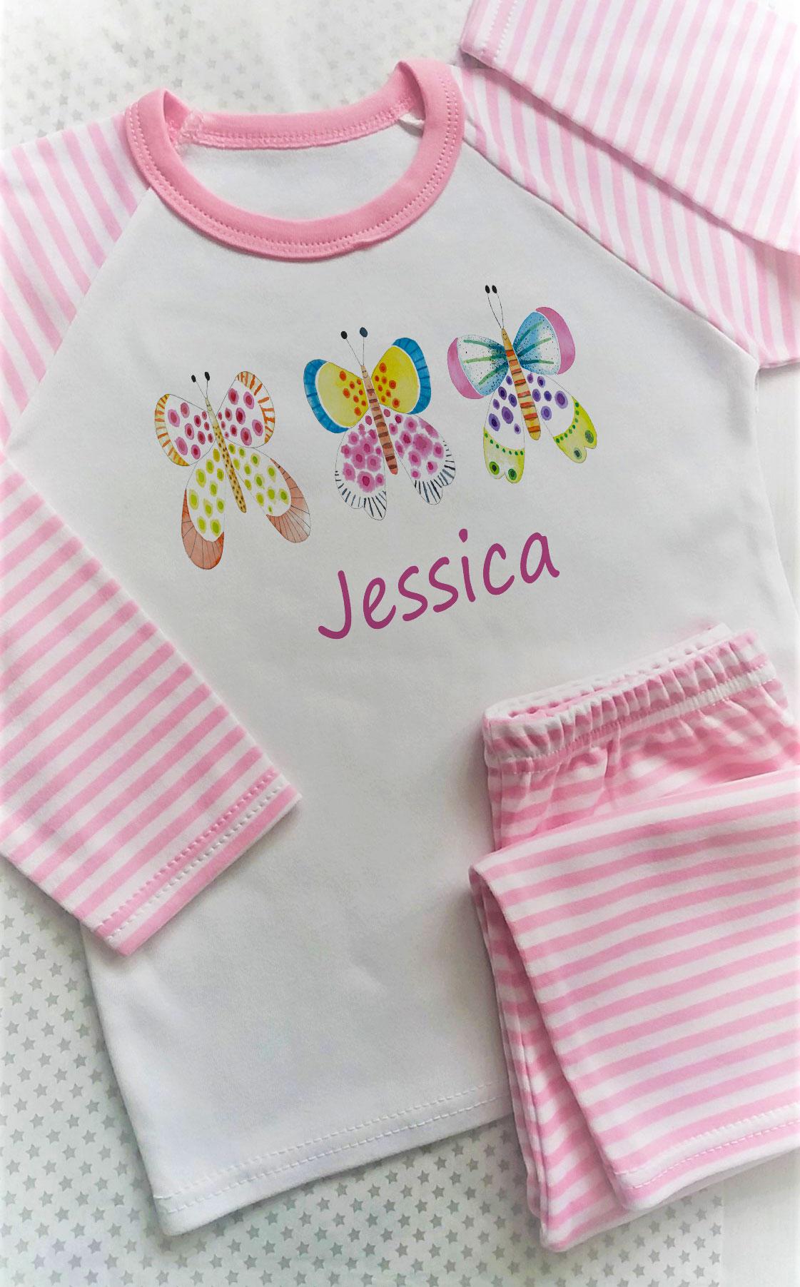 personalised girls clothing