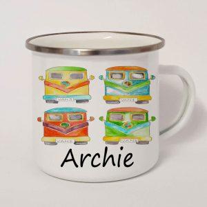 personalised camping mugs