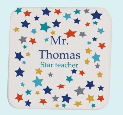 star teacher coaster
