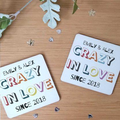 Crazy in Love Coaster