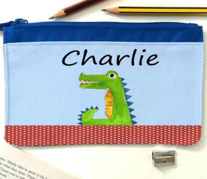 boys school pencil case
