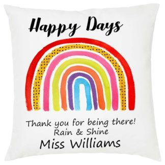 A unicorns Tale Cushion tigerlilyprints Personalised Cushion Cushion with Pad Girls Gift 40 cm square