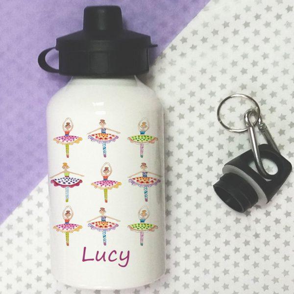 personalised girls bottle