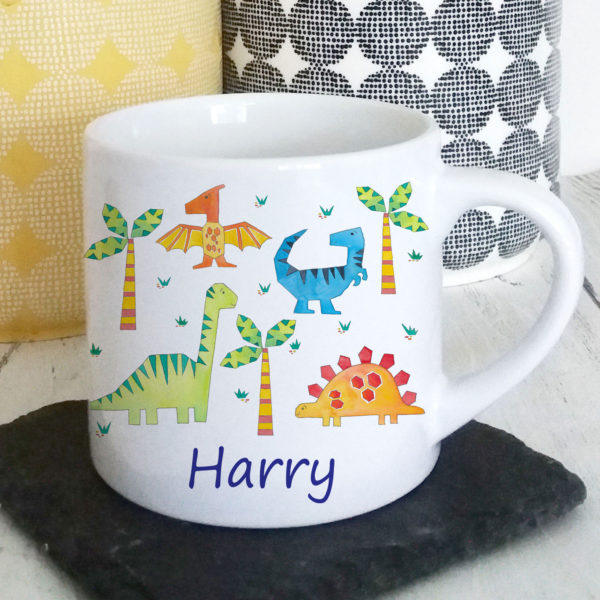 personalised boys cup