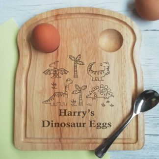 dinosaur egg board