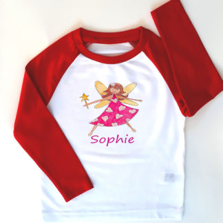 girls long sleeved top