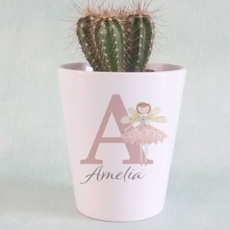 Fairy Personalised Plant Pot