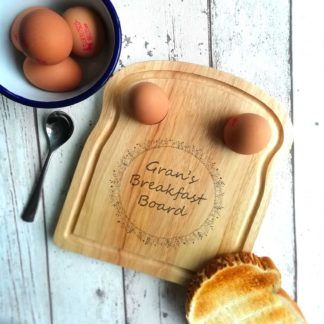 Fern Circle Egg Board