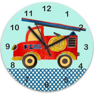 clock for boys room