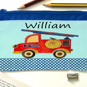 boys school pencil cases