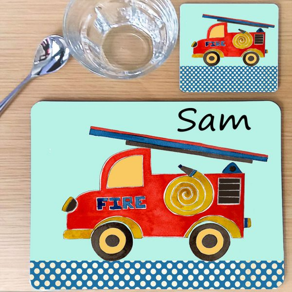personalised place mats