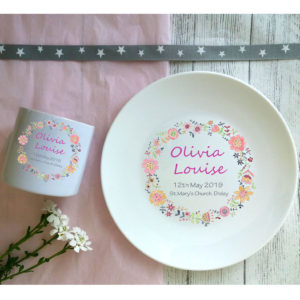 personalised breakfast set