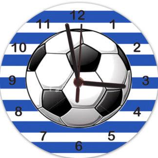 football gift clock