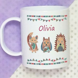 personalised cup and ideal toddler cup