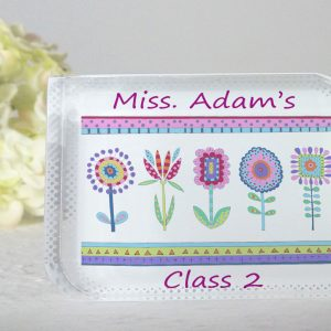 teacher personalised gift