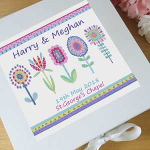 personalised wedding day gifts