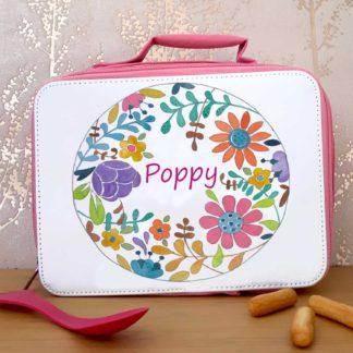 garland lunch bag
