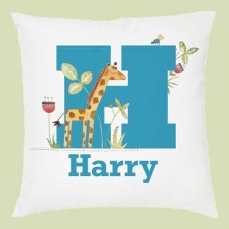 Giraffe Animal Cushion