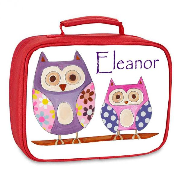 Hoot Personalised Lunch Bag