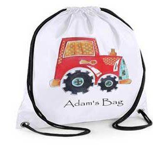Farm Tractor Theme