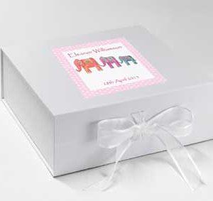 Girls Keepsake Box