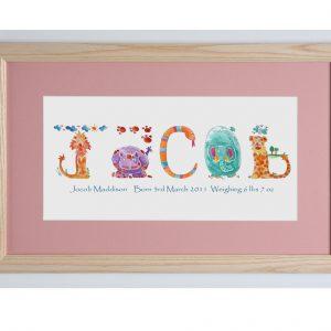 1st Birthday Present Ideas Tigerlily Prints
