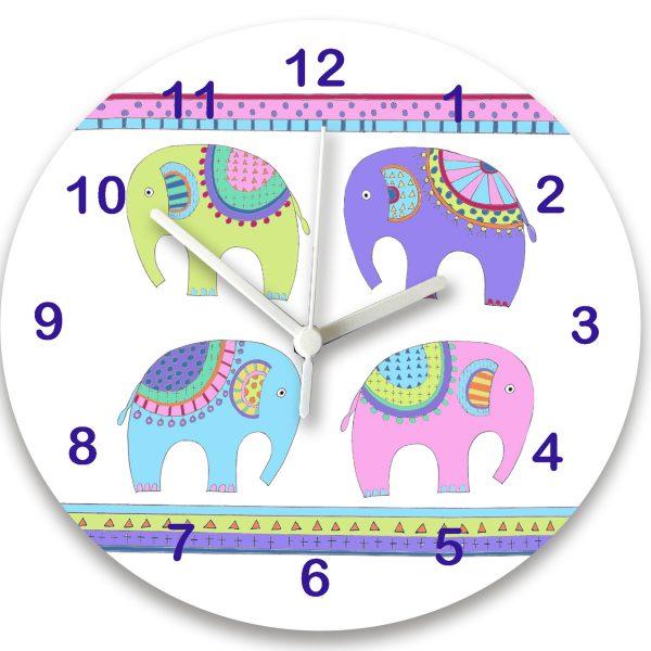personalised children's clock