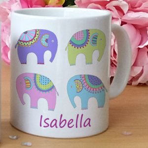 personalised children's cup