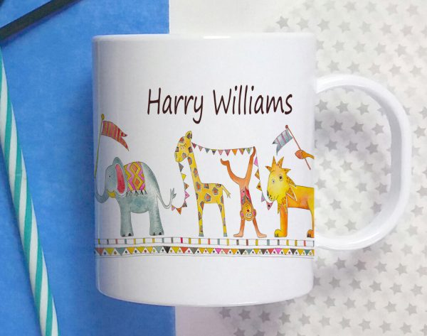 personalised toddler cup
