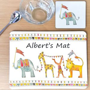 personalised table mats