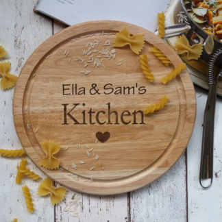 kitchen personalised gift
