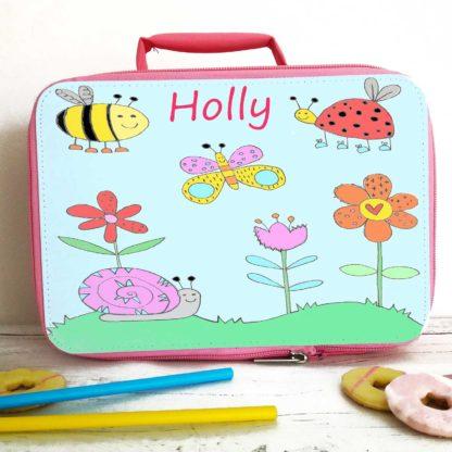 ladybird lunch bag