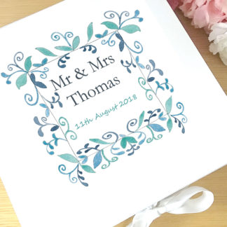 gift for couples keepsake box