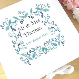 gift for couples keepsake box