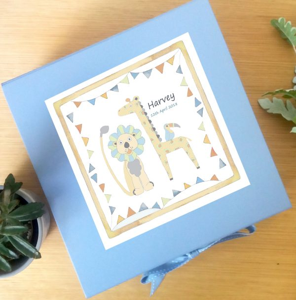 personalised baby boy gifts