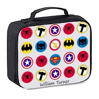 marvel lunch bag