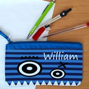 personalised boys pencil cases