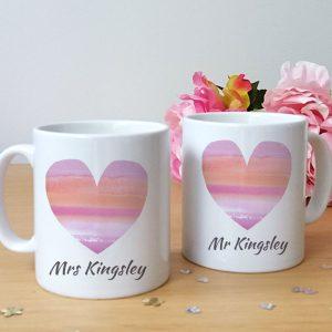 personalised wedding day gift