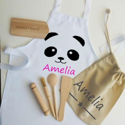 Panda Baking Set
